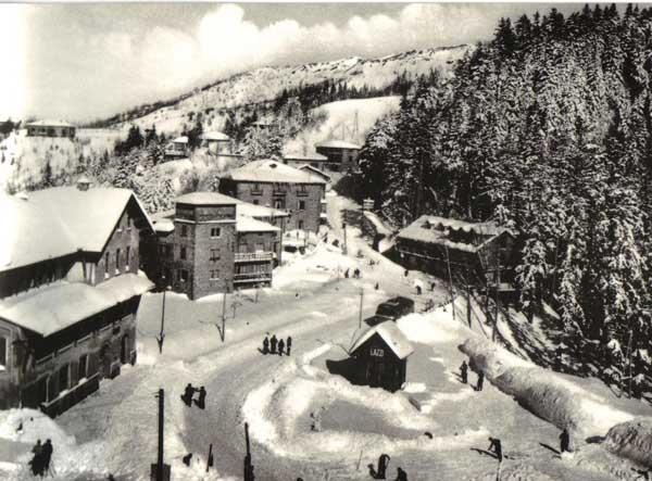 panorama Abetone