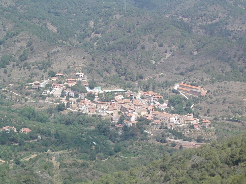 panorama Argentera