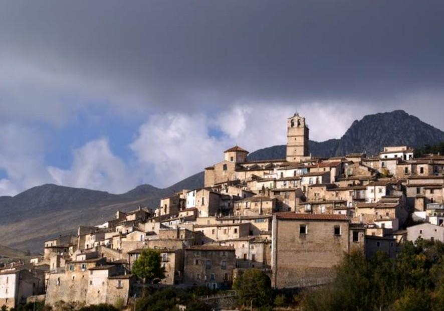 panorama Castel Del Monte