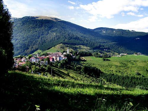 panorama Foza
