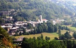 panorama Casteldelfino