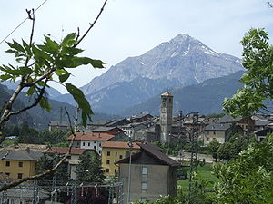 panorama Salbertrand