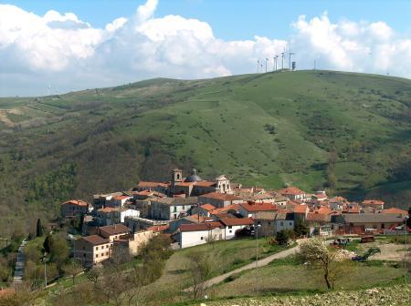 panorama Faeto