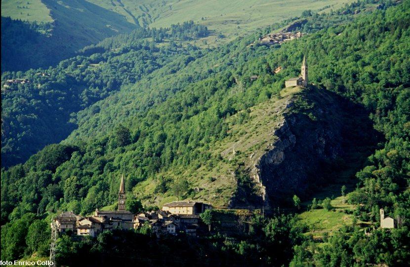 panorama Stroppo