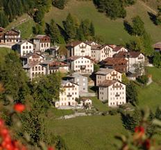 panorama Zoldo Alto