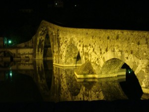 Ponte del Diavolo , Abetone (Pt)